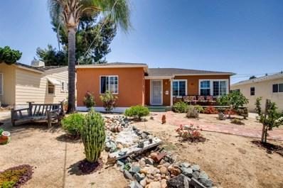 2443 Montclair St., San Diego, CA 92104 - MLS#: 180036737