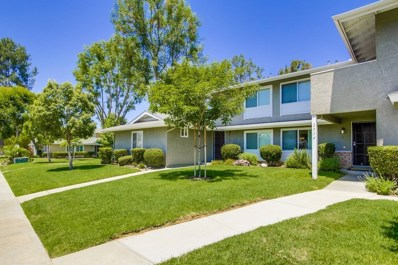 2514 Wanek Rd UNIT C, Escondido, CA 92027 - MLS#: 180036901