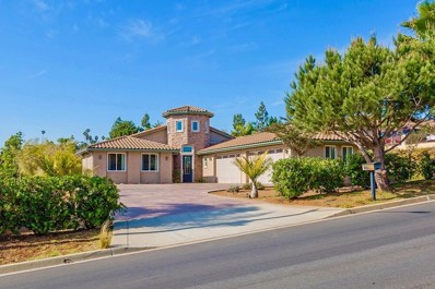 2377 Warmlands Ave, Vista, CA 92084 - MLS#: 180036994