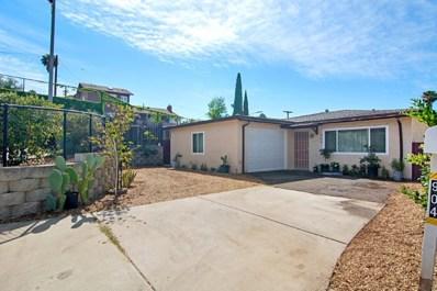 904 E 3Rd Ave, Escondido, CA 92025 - MLS#: 180037024