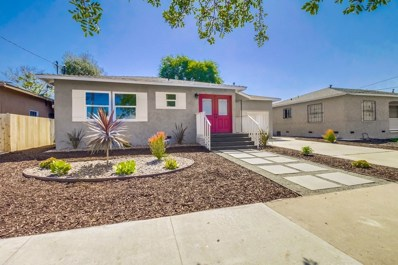 555 Second Ave, Chula Vista, CA 91911 - MLS#: 180037068