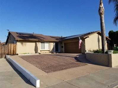 672 Mahogany Dr, El Cajon, CA 92019 - MLS#: 180037241