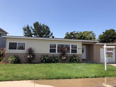 827 Grove Ave, Imperial Beach, CA 91932 - MLS#: 180037343