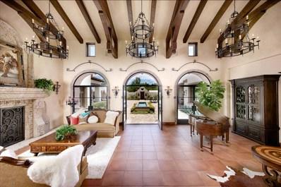 6900 Via Del Charro, Rancho Santa Fe, CA 92067 - MLS#: 180037351
