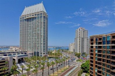 500 W Harbor Drive UNIT 1122, San Diego, CA 92101 - MLS#: 180037388