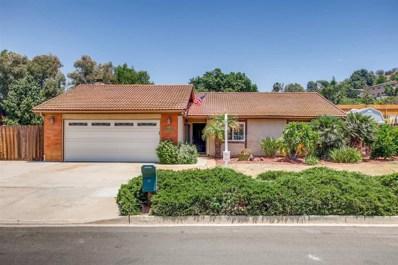 1914 Paradise St, Escondido, CA 92026 - MLS#: 180037427