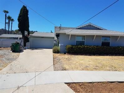 663 Ruby St., El Cajon, CA 92020 - MLS#: 180037434