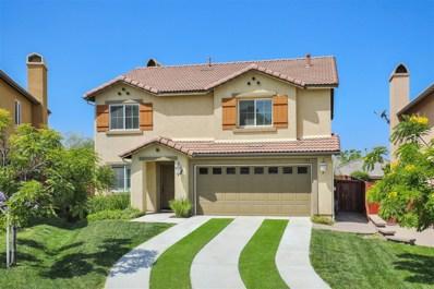 954 Via Hacienda Ct., San Marcos, CA 92069 - MLS#: 180037446