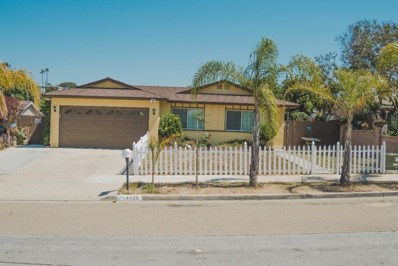 4026 Lonnie St, Oceanside, CA 92056 - MLS#: 180037471