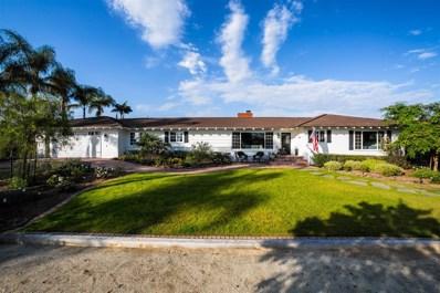 1606 Hunsaker St, Oceanside, CA 92054 - MLS#: 180037532