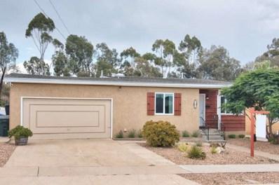 5845 Jan Dr, La Mesa, CA 91942 - MLS#: 180037590