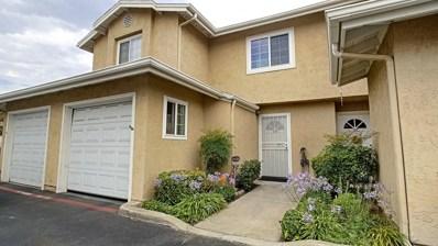 1465 E Lexington Ave UNIT 12B, El Cajon, CA 92019 - MLS#: 180037741