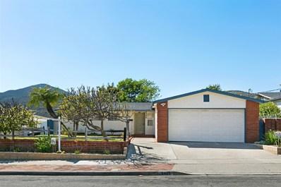 8466 Harwell Dr, San Diego, CA 92119 - MLS#: 180037768