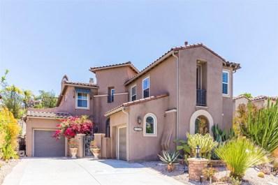 1345 Blue Sage Way, Chula Vista, CA 91915 - MLS#: 180037782