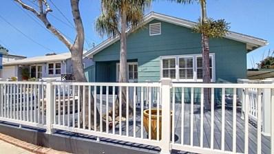 2226 Etiwanda, Ocean Beach, CA 92107 - MLS#: 180037804