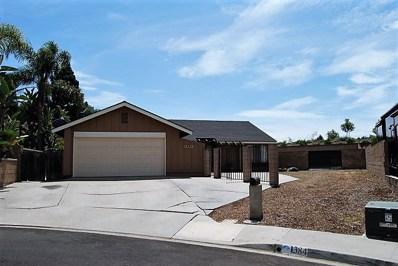 1384 Raven Avenue, Chula Vista, CA 91911 - MLS#: 180037825