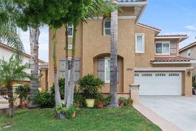 1465 Heatherwood Ave, Chula Vista, CA 91913 - MLS#: 180037885
