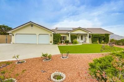23944 Barona Mesa Rd, Ramona, CA 92065 - MLS#: 180037934