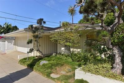 2122 Paseo Dorado, La Jolla, CA 92037 - MLS#: 180037947
