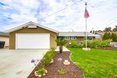 6344 Mount Adelbert, San Diego, CA 92111 - MLS#: 180038022