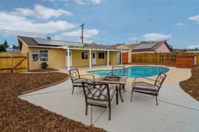 9433 Terrywood Rd, Santee, CA 92071 - MLS#: 180038051