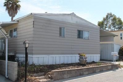 150 S Rancho Santa Fe Rd UNIT 133, San Marcos, CA 92078 - MLS#: 180038121