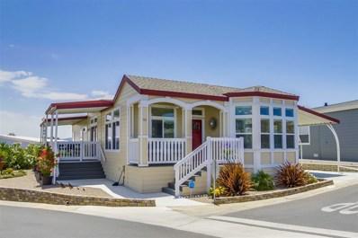 650 S Rancho Sante Fe Rd. UNIT 116, San Marcos, CA 92078 - MLS#: 180038156