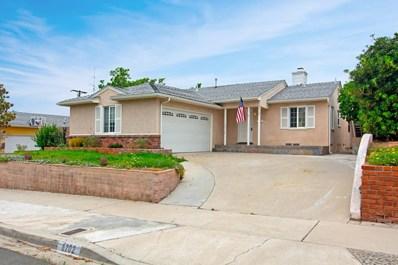6702 Carthage St, San Diego, CA 92120 - MLS#: 180038164