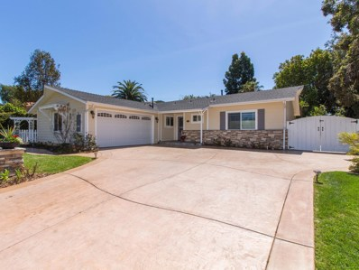 1127 Pepper Tree Lane, Fallbrook, CA 92028 - MLS#: 180038166