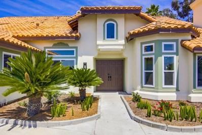 1799 Country Vistas Lane, Bonita, CA 91902 - MLS#: 180038171