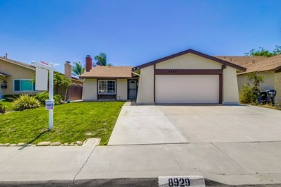 8929 Scorpius Way, San Diego, CA 92126 - MLS#: 180038207