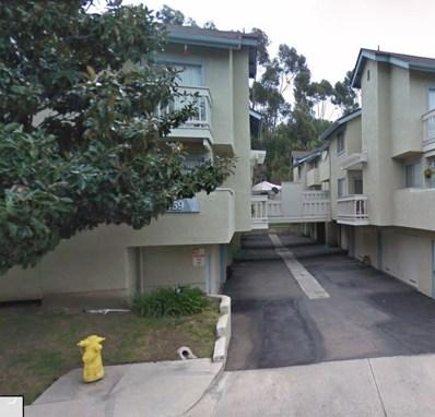 7059 Park Mesa Way UNIT 84, San Diego, CA 92111 - MLS#: 180038234