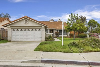 345 E Indian Rock Road, Vista, CA 92084 - MLS#: 180038324