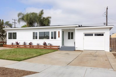1214 Delaware St., Imperial Beach, CA 91932 - MLS#: 180038346