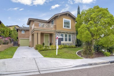 1663 Reflection Street, San Marcos, CA 92078 - MLS#: 180038367