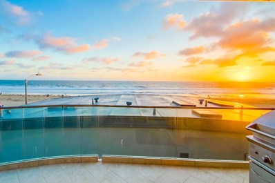3786 Strandway UNIT 1, San Diego, CA 92109 - MLS#: 180038378