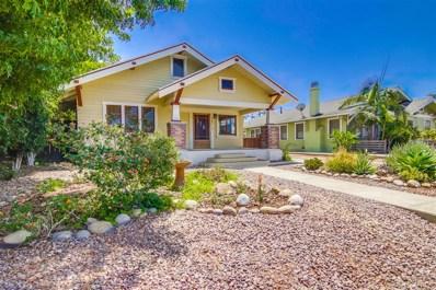 4551 Terrace Drive, San Diego, CA 92116 - MLS#: 180038468