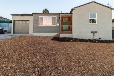 2031 Muscat St, San Diego, CA 92105 - MLS#: 180038476