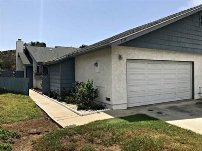 1113 Corral Glen, Escondido, CA 92026 - MLS#: 180038485