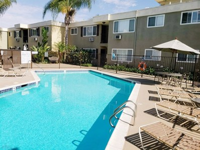 6750 Beadnell Way UNIT 43, San Diego, CA 92117 - MLS#: 180038522