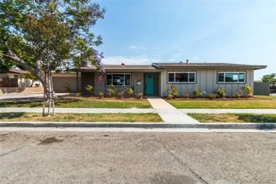 6201 Madeline St, San Diego, CA 92115 - MLS#: 180038545