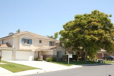 4322 Deer Creek Way, Oceanside, CA 92057 - MLS#: 180038605