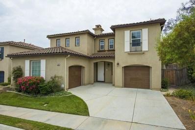 539 Camino Verde, San Marcos, CA 92078 - MLS#: 180038622