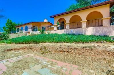 2352 Marion Lane, Escondido, CA 92025 - MLS#: 180038717