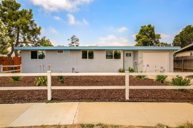 4614 Chickasaw Ct, San Diego, CA 92117 - MLS#: 180038750