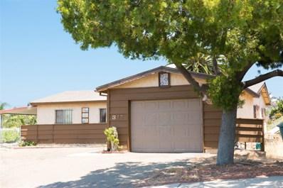 317 Topaz Court, Chula Vista, CA 91911 - MLS#: 180038829