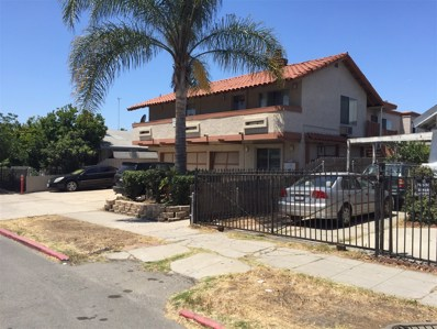4174 Marlborough Ave UNIT 6, San Diego, CA 92105 - MLS#: 180038878
