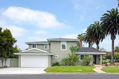 803 Temple Street, Point Loma, CA 92106 - MLS#: 180038889