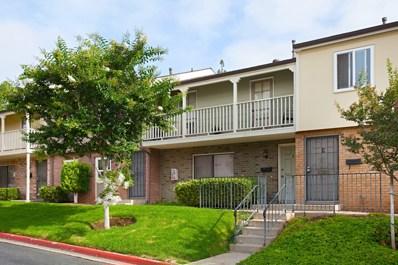 8024 Winter Gardens UNIT G, El Cajon, CA 92021 - MLS#: 180038919