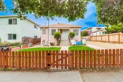 1436 \/ 38 Hornblend Street, San Diego, CA 92109 - MLS#: 180038985